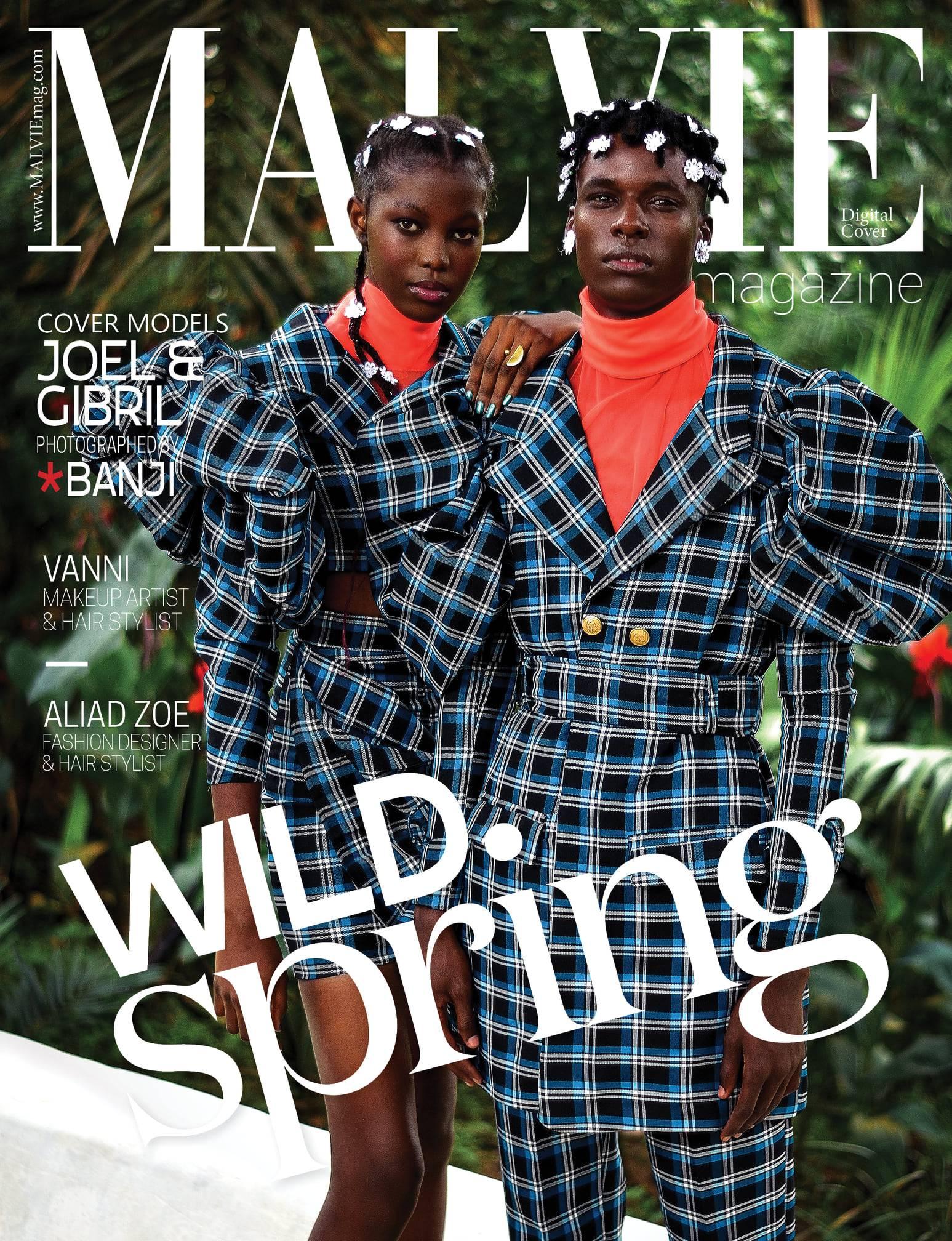 MALVIE MAGAZINE // GIBRIL IGALE & JOEL MULENZI