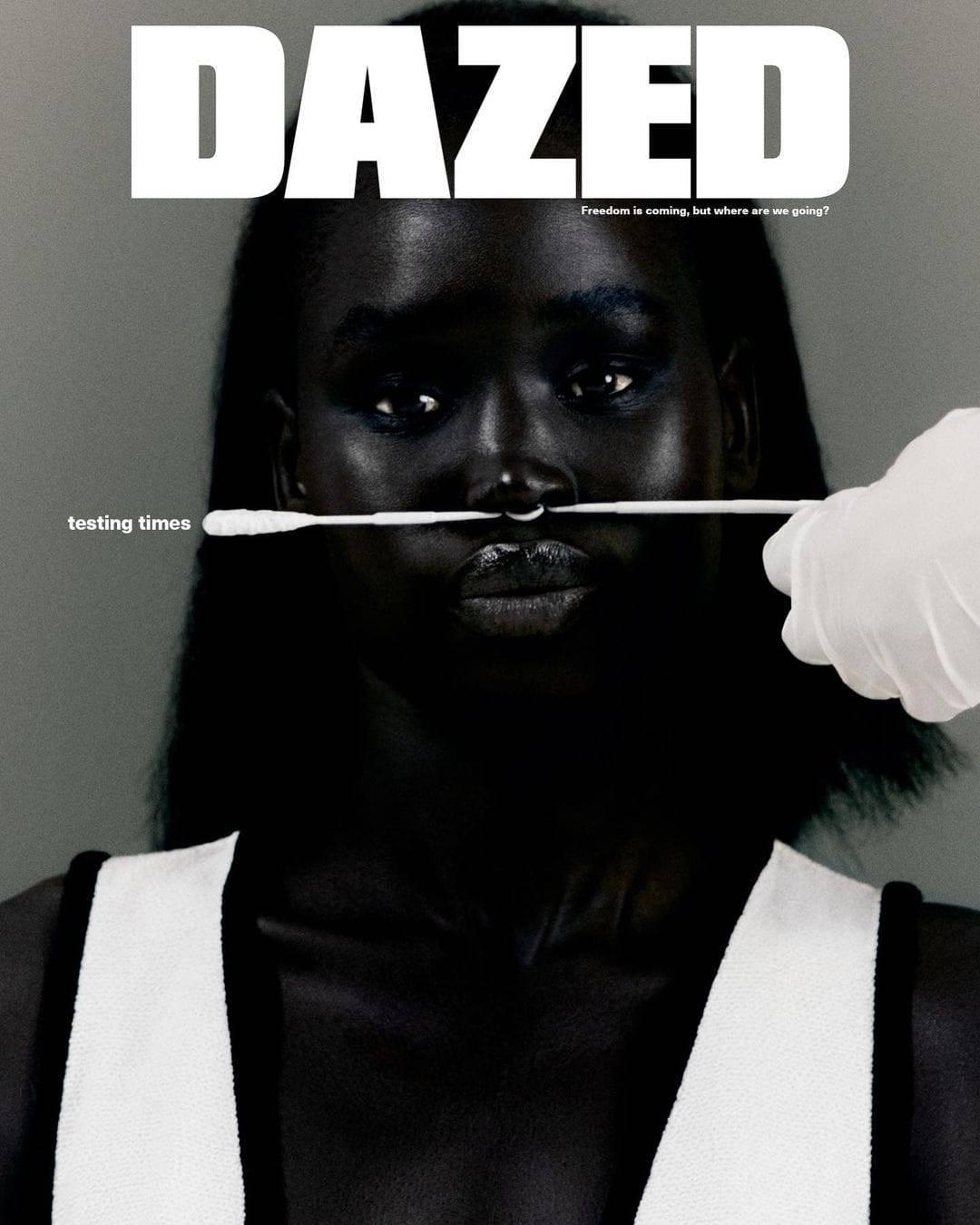 ADIT PRISCILLA COVERS DAZED MAGAZINE SUMMER ISSUE 2021